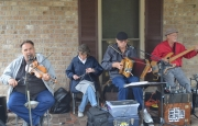 Music time, Southern style