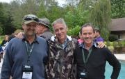 Steve, David & Hans