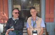 Greg McPhee and David du Toit