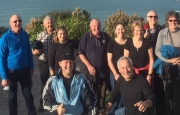 IPPS members at Mount Maunganui