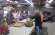 Paul Turner explains exporting flax
