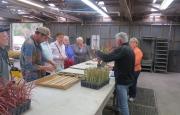 Paul Turner explains exporting flax