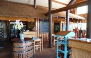 Inside Lekwar Restaurant
